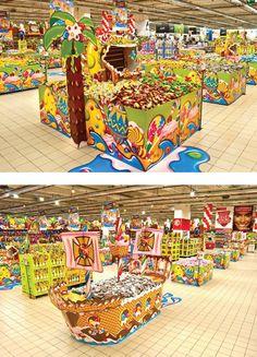 Easter Fair Continente Sonae on Behance