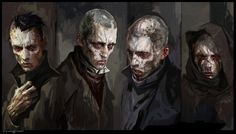 Image detail for -Dishonored: Скриншоты и арты Dishonored – пижоны ...