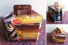 Salsa carrier box