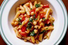 Tofu, Pasta Salad, Dinner, Ethnic Recipes, Diet, Crab Pasta Salad, Dining, Food Dinners, Dinners