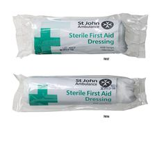 Sterile First Aid Dressings