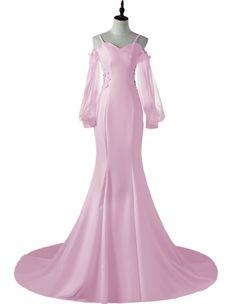 Appliques Beaded Robe De Soiree Mermaid Wine Red Long Evening Dress Backless Party Vestido De
