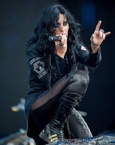 Image result for Cristina Scabbia in concert