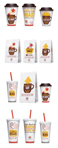Burger King and Seattle's Best Coffee team up, design by Hatch