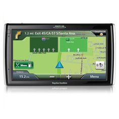 Magellan RoadMate 9200-LM 7 Touchscreen GPS System w/North American Maps & Free Lifetime Map Updates
