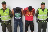 Noticias de Cúcuta: Capturados dos hombres con dos pistolas sin permis...