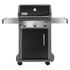 Weber® Spirit® E-310 LP Gas Grill - Black