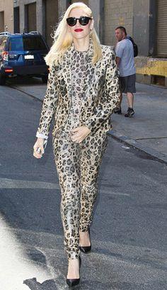 gwen by nylonmagazine via flickr suit fashion love fashion wild fashion fashion
