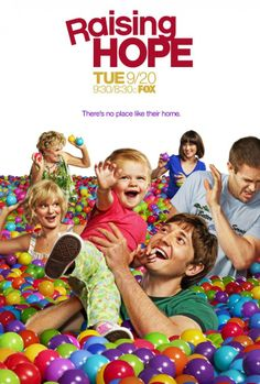 Raising Hope    http://www.imdb.com/title/tt1615919/