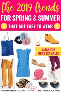 573e3fbb9 How can I be trendy this spring  amp  summer without buying a whole new  wardrobe