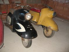 KTM Mirabell Motor Scooters, Vespa Scooters, Mopeds, Motorbikes, Vintage Art, Exotic, Motorcycle, Cars, Princess
