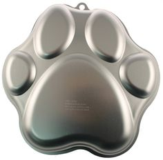 Paw Print Cake Pan- Celebrate the soon to be puppies as well as kittens birthdays...