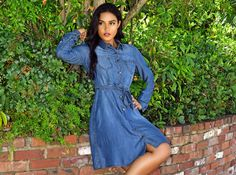 Parkers Jeans Editorial Photoshoot 2015  #2015 #2016 #Photoshoot #denim #jeans #model #editorial #fashion #dress
