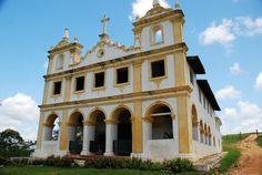Laranjeiras, Sergipe - Brasil - Igreja Nossa Senhora da Coneição de Comandaroba
