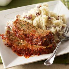 Italian Turkey Meatloaf - FamilyCircle.com