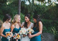 Ojai, California wedding   Real Weddings and Parties   100 Layer Cake