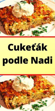 Tzatziki, Salmon Burgers, Lasagna, Low Carb, Cooking Recipes, Meat, Chicken, Ethnic Recipes, Baking