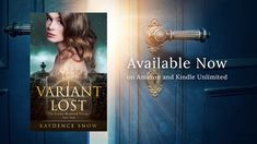Variant Lost (The Evelyn Maynard Trilogy Book Book 1, Lost