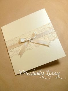 Diy wedding invitations diy invitations lace do it yourself diy wedding invitations diy invitations lace do it yourself wedding invitation lace cards stamped stuff pinterest diy wedding invitations solutioingenieria Choice Image