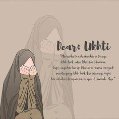 Hijrah Quotes Sahabat, Cartoon Quotes, Quran Quotes, Best Quotes, Life Quotes, Islamic Quotes Wallpaper, Islamic Love Quotes, Islamic Inspirational Quotes, Hijab Quotes