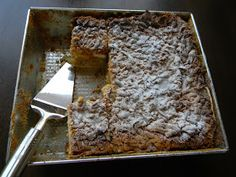 Jabłecznik - ciasto (bezglutenowe) | Kawa z mlekiem - blog kulinarny Gluten Free Baking, Healthy Baking, Healthy Desserts, Moist Cakes, Banana Bread, Appetizers, Sweets, Vegan, Recipes