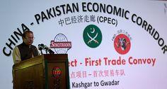 Noticia Final: Corredor Econômico China-Paquistão (CPEC): O que é...