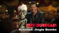 Achmed the Dead Terrorist sings Jingle Bombs LIVE! Funny Christmas Songs, Christmas Music, Christmas Movies, Christmas Crafts, Jeff Dunham Videos, Jeff Dunham Achmed, Kids Comedy, Alone Man, Youtube Rewind