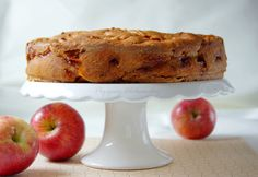 Aleksandra's Recipes: Drunken Apple Cake (Kuchen Borracho)