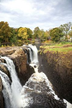 Paterson Great Falls National Historical Park, Paterson, New Jersey
