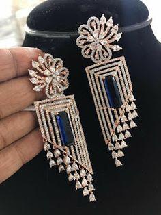 Raw Sapphire Earrings – Sterling Silver Studs – Women's and Men's September Birthstone Gift – Fine Jewelry & Collectibles Sapphire Earrings, Women's Earrings, Filigree Earrings, Jewelry Shop, Jewelry Design, Fashion Earrings, Fashion Jewelry, Diamond Jewelry, Bling