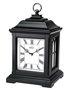 Bulova Lanterna Table Top Clock  B1673 -- To view further for this item, visit the image link.