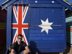 Logo depois de St Kilda você encontra as casinhas coloridas de Brighton Beach, uma das praias mais icônicas da Austrália
