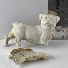 Vintage German Dog Antique Animal Doll by oscarcrow on Etsy, $4.00