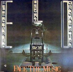 Electric Light Orchestra - Face The Music #rock #vinyl