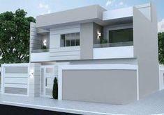 House Facade Design Traditional Ideas Ideas For 2019 Design Exterior, Facade Design, Exterior Paint Colors For House, Paint Colors For Home, Exterior Colors, Modern House Facades, Modern Architecture, Amazing Architecture, House Front Design