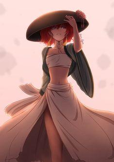 Yona Akatsuki No Yona, Anime Akatsuki, Red Hair Girl Anime, Anime Art Girl, Gaara, Chica Anime Manga, Kawaii Anime, I Love Anime, Anime Guys