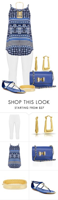 """""""Untitled #1209"""" by rubarr ❤ liked on Polyvore featuring Twister, Pori, Dorothy Perkins, Pia Sassi, Roberto Coin, Dolce Vita and Diane Von Furstenberg"""
