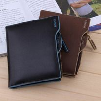 This item is Bovis Fashion Men's Short Wallet Driving License Card Coins Bag Zipper Closure, which is fashion, short design. Good and excellent partner in life, business. The multi-layers deisgn allows you to arrange your coins, driving licence card convenient. There are two color fors choosing, ...