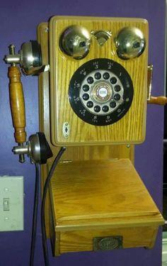 Working phone. .. Clock, Phone, Home Decor, Watch, Telephone, Decoration Home, Room Decor, Clocks, Home Interior Design