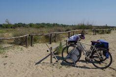 Percorsi in bicicletta - Cavallino Treporti Venezia: tra spiaggia e laguna