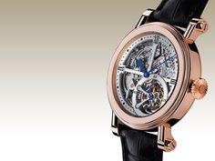 Renaissance Tourbillon Minute-Repeater by Speake-Marin Skeleton Watches, Watches For Men, Men's Watches, Marines, Renaissance, Boxer, Mens Fashion, Mechanical Watch, Vogue