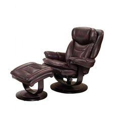 Meer dan 1000 idee n over barcalounger op pinterest sofa 39 s lederen fauteuil en fauteuil stoelen - Rechthoekige lederen pouf ...
