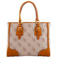Dooney & Bourke: Florentine Jacquard Large Taylor Shopper