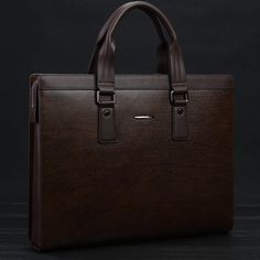 Fancy - Leather Briefcase