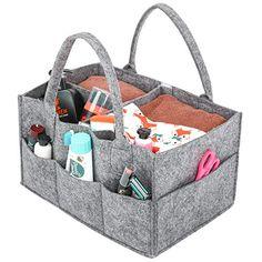 ideal para el hogar y viajes. gran capacidad Organizador de pa/ñales cesta para el cuidado del beb/é cesta de pa/ñales para beb/é y organizador de almacenamiento para guarder/ía