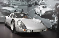 The 904 Carrera GTS was designed by Ferdinand Alexander Porsche, and produced from 1964-1965.
