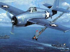 wwar 1 airplane art | Paintings (Vol.01) : Aviation Art of World War II , Combat Aircraft ...