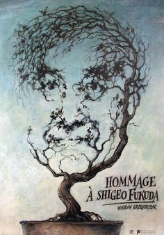 Hommage a Shigeo Fukuda, Polish Poster