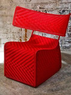 Chair by Cheick Diallo, Mali