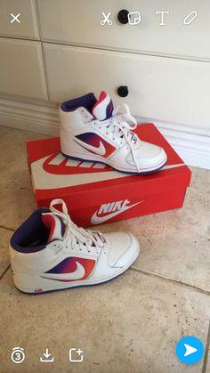 promo code d2a0b e0133 Rainbow Nike shoes goals pink